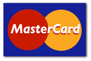 We accept Master Cards